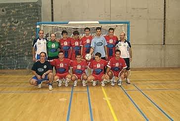 Primer partido contra el Burgos
