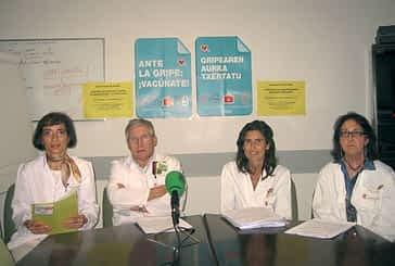 La vacuna antigripal previene también contra la gripe A