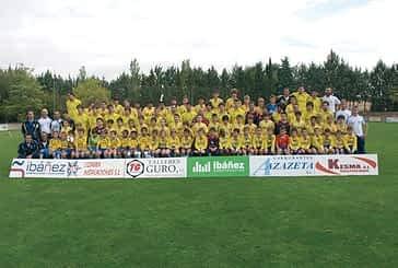 El Ondalán presentó a sus siete equipos
