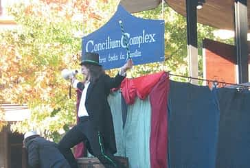 'Concilium Complex' cerró una jornada de conciliación en Estella