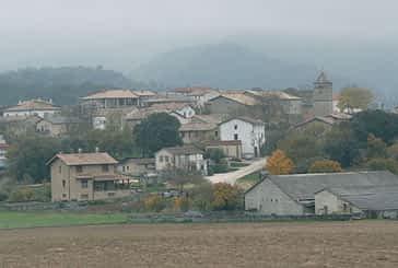 BARÍNDANO. Entrada al valle de Améscoa