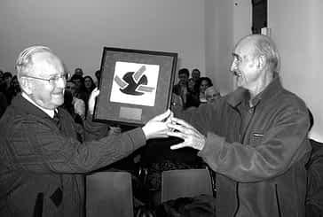 El CETE homenajeó a uno de sus fundadores, Alfredo Larreta