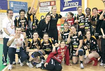 Itxako se trae la Copa de la Reina de Canarias