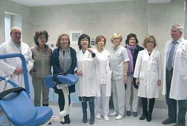 La zona de partos del hospital dispondrá de un nuevo quirófano para cesáreas
