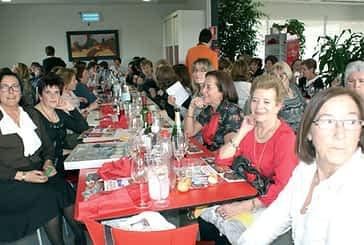 Alta participación en el Día de  la Mujer en Los Arcos