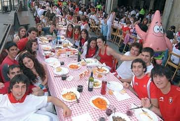 Estella celebró las fiestas en honor de su patrona, la Virgen del Puy