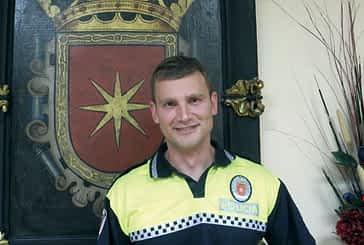 Jaime Vidaurreta sustituye a Juan Cruz Ortiz como jefe de la Policía Local