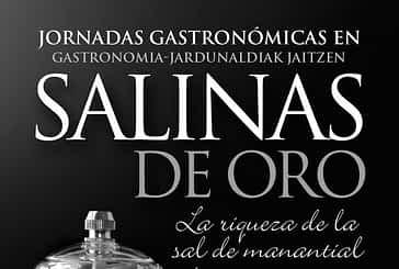 Las Salinas Gironés comercializan la 'Flor de Sal'