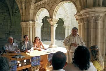 Visitas teatralizadas al monasterio de Iranzu