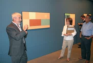El arte intuitivo de Pedro Salaberri