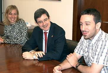 Diego Escribano representa a España en la competición mundial de FP