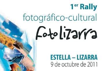 Foto Lizarra convoca su I Rally Fotográfico-Cultural sobre  el patrimonio cultural y natural de Estella