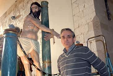 """""""La procesión recoge el sentir de los estelleses; surgió  de la religiosidad popular"""""""