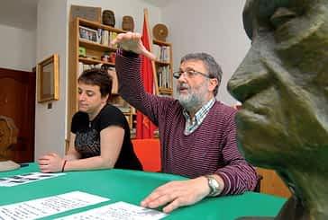 El escultor Joxe Ulibarrena recogerá  el XII Premio Manuel Irujo el 2 de junio