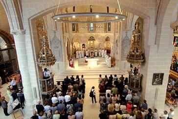 San Pedro ve la luz tras cuatro años de obras