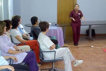 Ciclo de conferencias sobre envejecimiento y demencias en la I Semana de la Salud en San Jerónimo