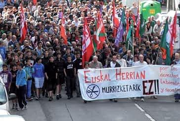 Unas 2.000 personas participaron en la manifestación del día 26