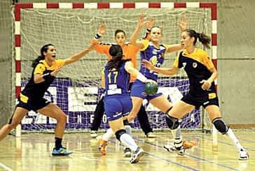 Itxako vence en el partido ante el Cleva León 30-25