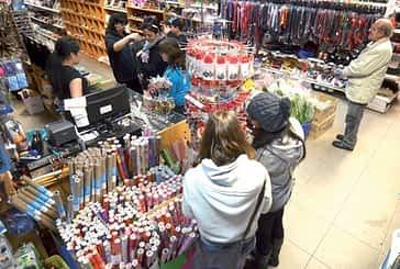 Crece la competencia  china en Estella