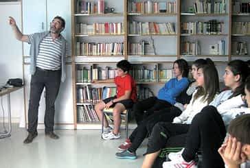 Los alumnos de Lizarra Ikastola celebran la Semana de la Solidaridad