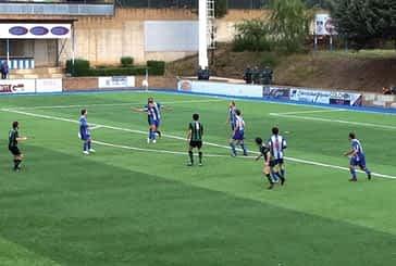 El Izarra cae 4-0 en Urritxe