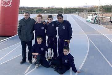 El Infantil del C.A. Iranzu, Campeón de Navarra  de Campo a Través