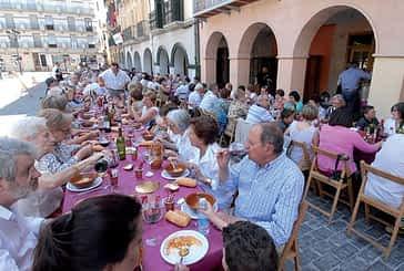 El sábado 25 concentra la programación de las fiestas  de la Virgen del Puy