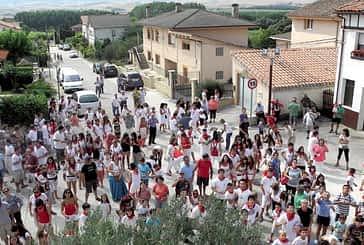 Paréntesis festivo en Murieta