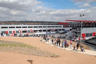 Navarra privatizará la gestión del Circuito de Los Arcos con opción de compra