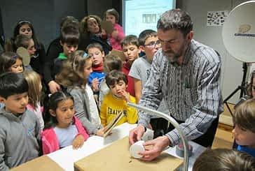 Un taller de ciencia y tecnología aborda los diferentes tipos de curvas