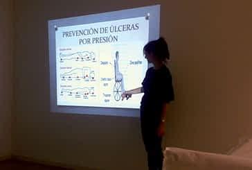 Una charla dio pautas sobre la atención al paciente dependiente