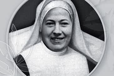 Celebración en Garísoain de la beatificación de Sor Josefa Gironés Arteta