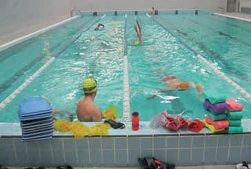 24 horas de natación solidaria