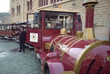 El Tren Turístico arranca en Semana Santa