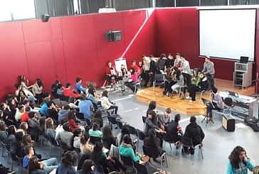 La Semana de las Culturas crea opinión y debate en el IES Tierra Estella