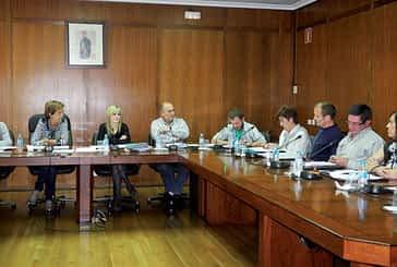 Los grupos de la oposición reprueban a la alcaldesa Begoña Ganuza
