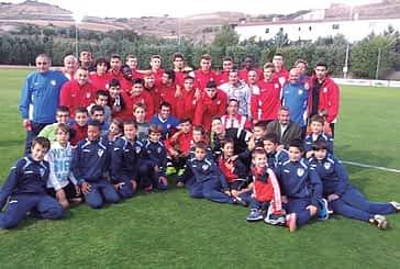 Osasuna, campeón del III Torneo Villa de Arróniz