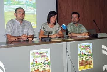 La localidad alavesa de Maeztu, destino del VI Día de la Vía Verde