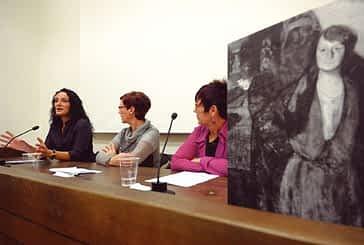 Ana García recibe el XVIIIPremio Literario María Maeztu