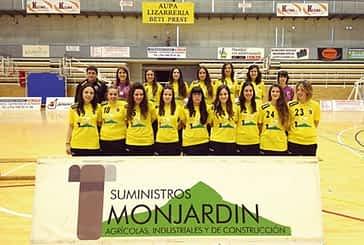 El Bm. Lizarreria presentó a sus diez equipos