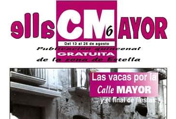 CALLE MAYOR 006 - LAS VACAS POR LA CALLE MAYOR …Y EL FINAL DE LAS FIESTAS