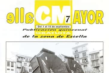 CALLE MAYOR 007 - COMIENZAN LAS OBRAS EN LA PLAZA DE LOS FUEROS