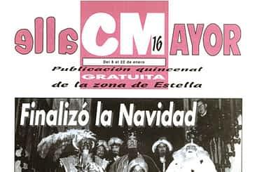 CALLE MAYOR 016 - FINALIZÓ LA NAVIDAD