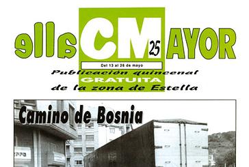 CALLE MAYOR 025 - CAMINO DE BOSNIA