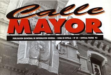 CALLE MAYOR 030 - ESPECIAL FIESTAS DE ESTELLA 1993