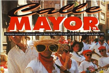 CALLE MAYOR 079 - ESPECIAL FIESTAS DE ESTELLA 1995