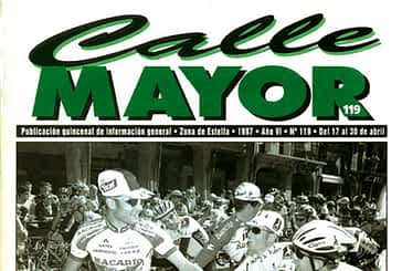 CALLE MAYOR 119 - TROFEO COMUNIDAD FORAL DE NAVARRA DE CICLISMO