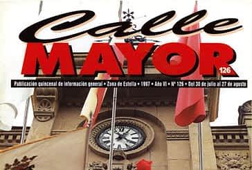 CALLE MAYOR 126 - ESPECIAL FIESTAS DE ESTELLA 1997