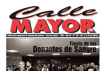 CALLE MAYOR 138 - FIESTA DE LOS DONANTES DE SANGRE
