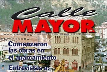CALLE MAYOR 159 - COMENZARON LAS OBRAS EN EL APARCAMIENTO